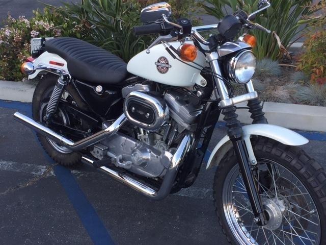 Harley-Davidson XL883 SCRAMBLER 2002 price $4,999