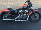 Harley-Davidson Nightster 2008