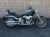 Harley-Davidson FXSTD 2007