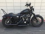 Harley-Davidson Sportster XL883N 2013
