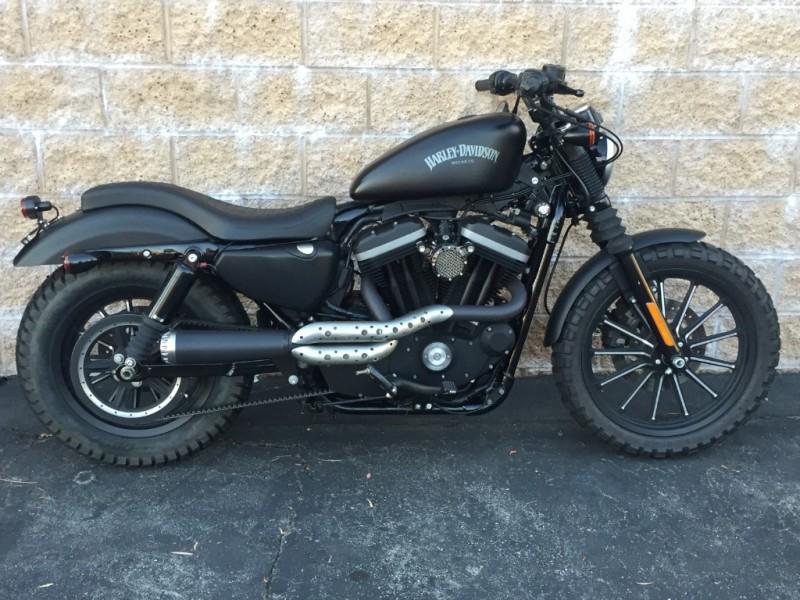 Harley-Davidson Sportster 883 2012 price $7,999