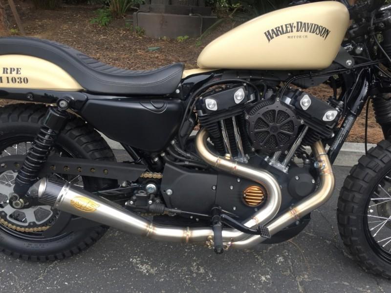 Harley-Davidson Harley Scrambler 2015 price $12,999