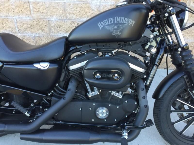Harley-Davidson XL883n Iron 2014 price $5,999