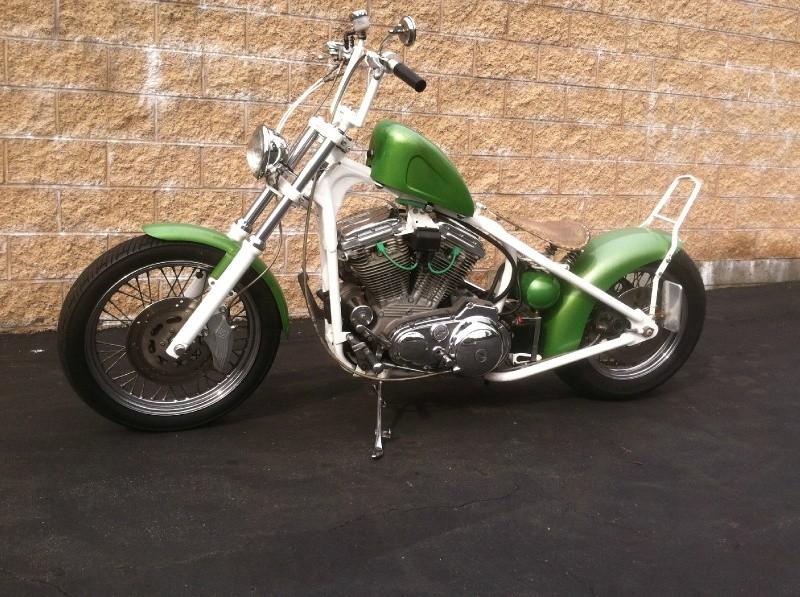 Harley XL883 Sportster Bobber 1988 price $6,999
