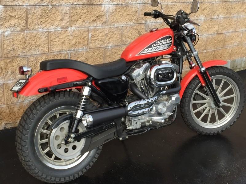 Harley-Davidson SCRAMBLER 2000 price $5,999