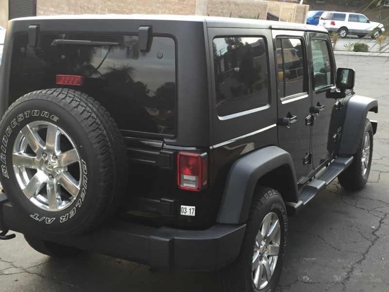 Jeep Wrangler Unlimited 2014 price $31,999
