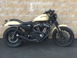 Harley-Davidson SCRAMBLER 2012