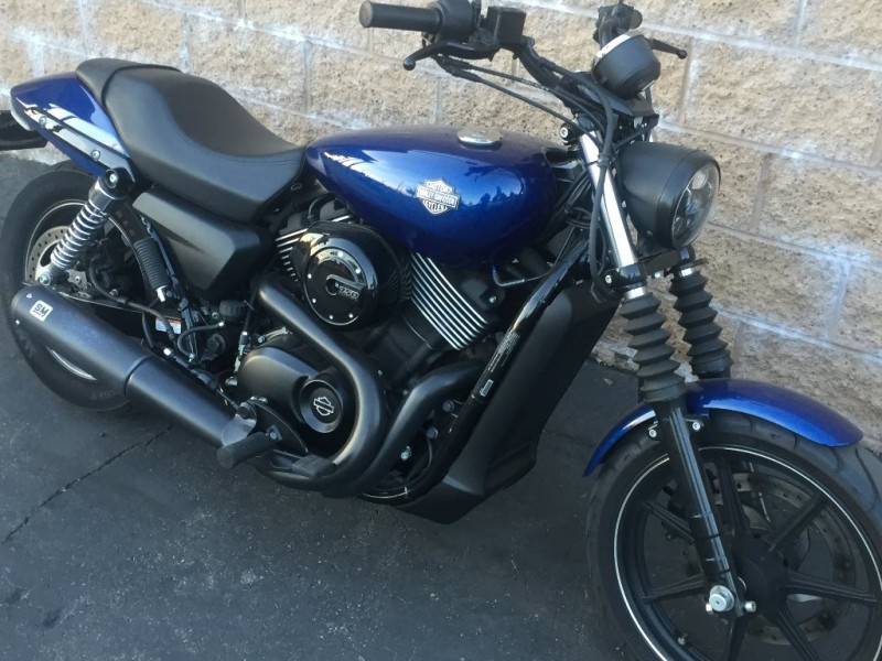 2016 harley street 750 inventory rpe motorcycle auto for Valley view motors whittier ca