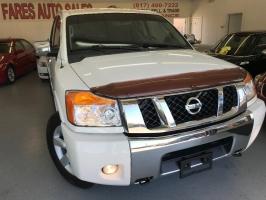 Nissan Titan 2008