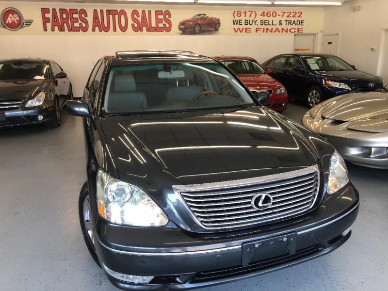 Lexus LS 430 2004 price $7,998