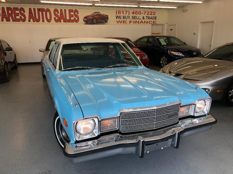 1976 Plymouth VOLARE CUSTOM
