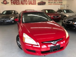 Honda Accord Cpe 2004