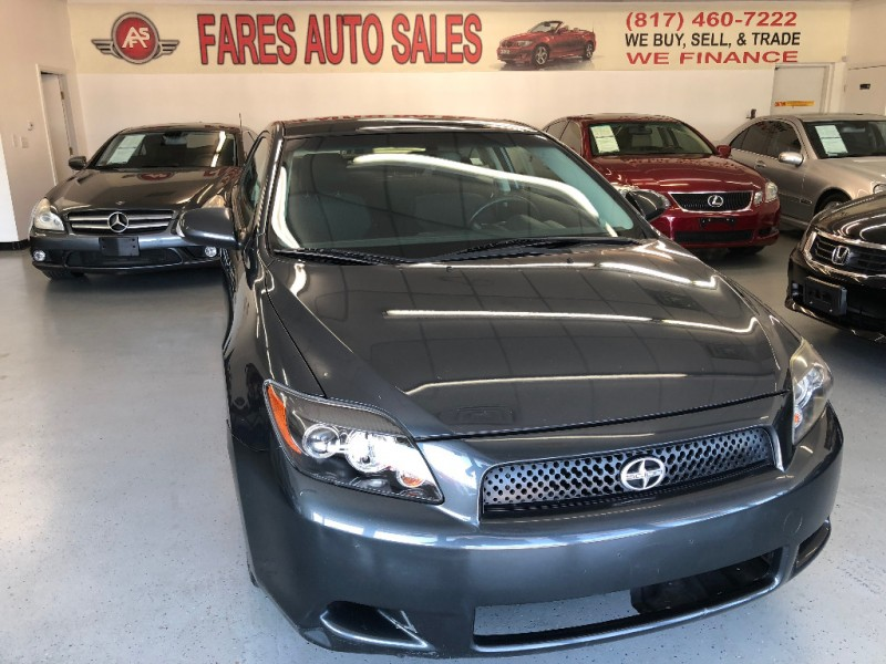 Scion tC 2008 price $6,399