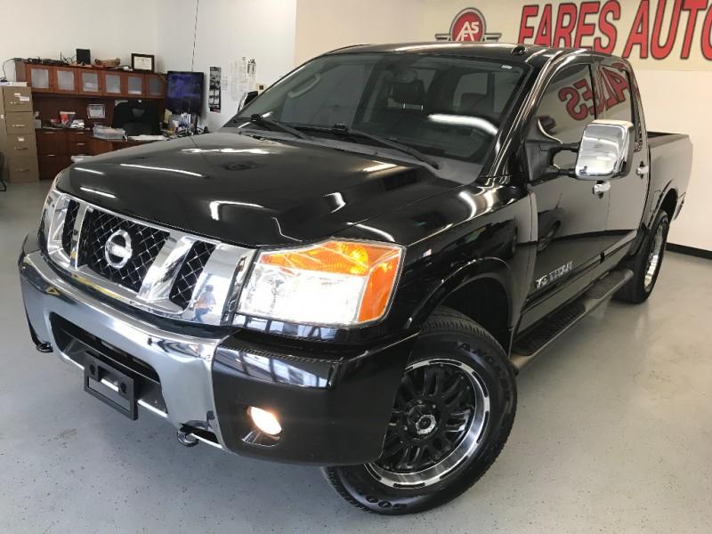 Nissan Titan 2009 price $14,998