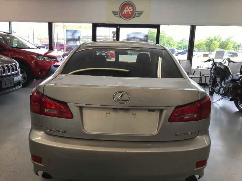 Lexus IS 250 2006 price $7,500