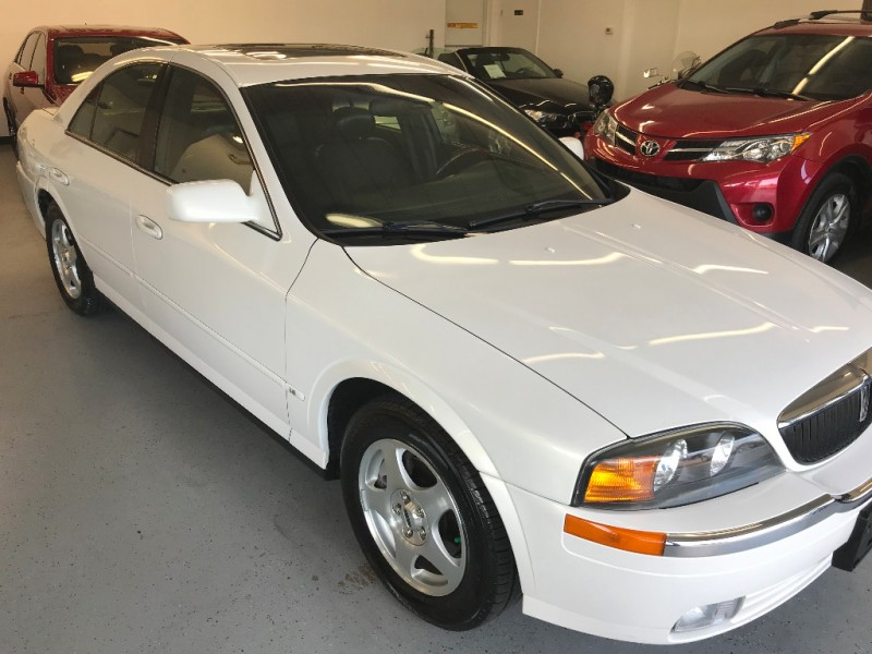 Lincoln LS 2000 price $4,500