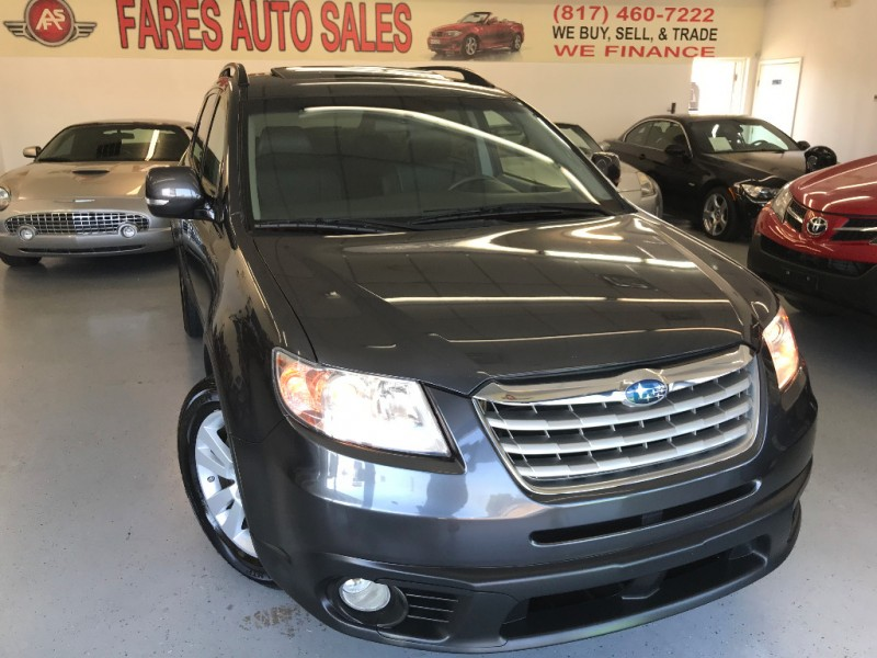 Subaru Tribeca (Natl) 2008 price $7,000