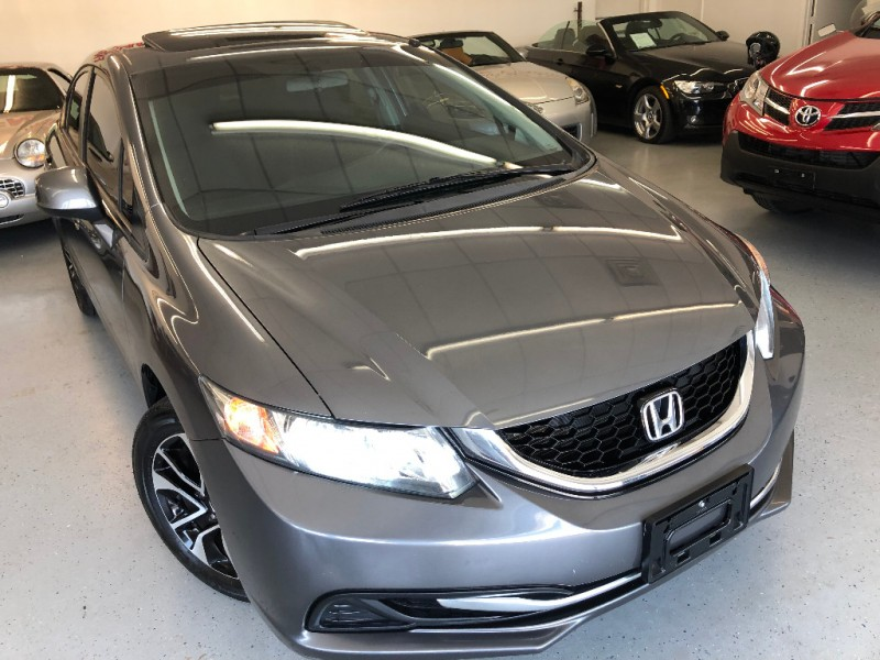 Honda Civic Sdn 2013 price $7,998