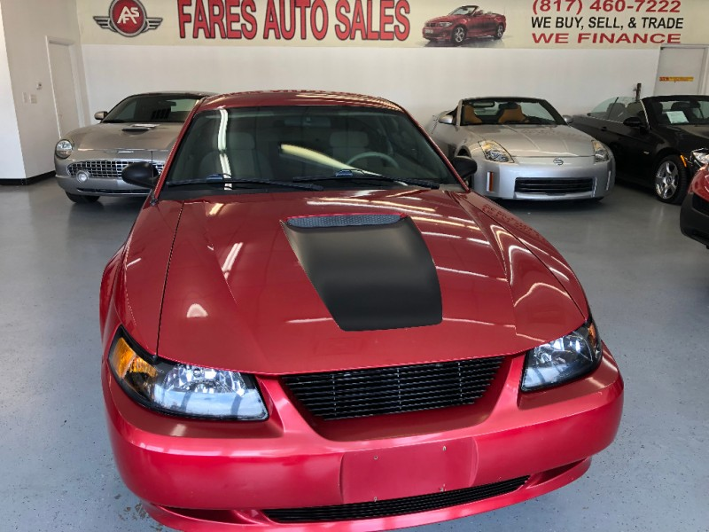 Ford Mustang 2002 price $6,500