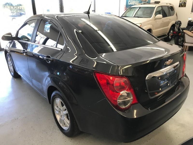 Chevrolet Sonic 2014 price $7,500