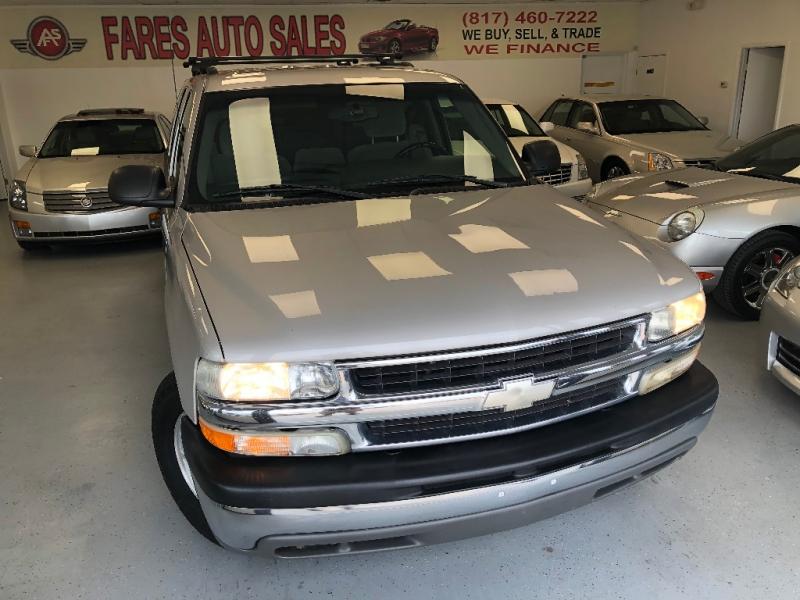 Chevrolet Suburban 2004 price $4,998