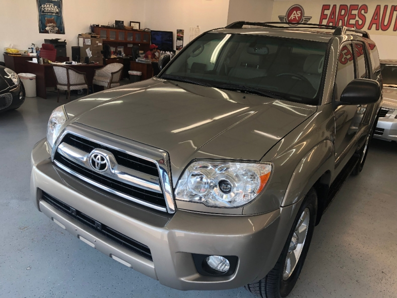 Toyota 4Runner 2006 price $8,800