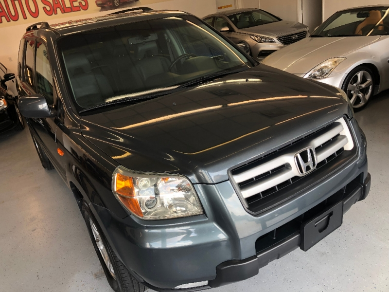 Honda Pilot 2006 price $4,998