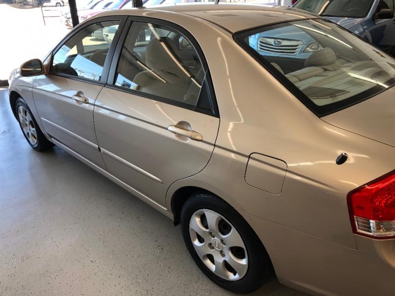 Kia Spectra 2007 price $4,998