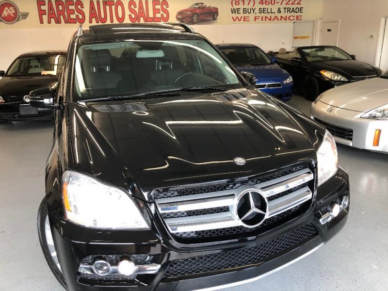 Mercedes-Benz GL-Class 2011 price $13,500