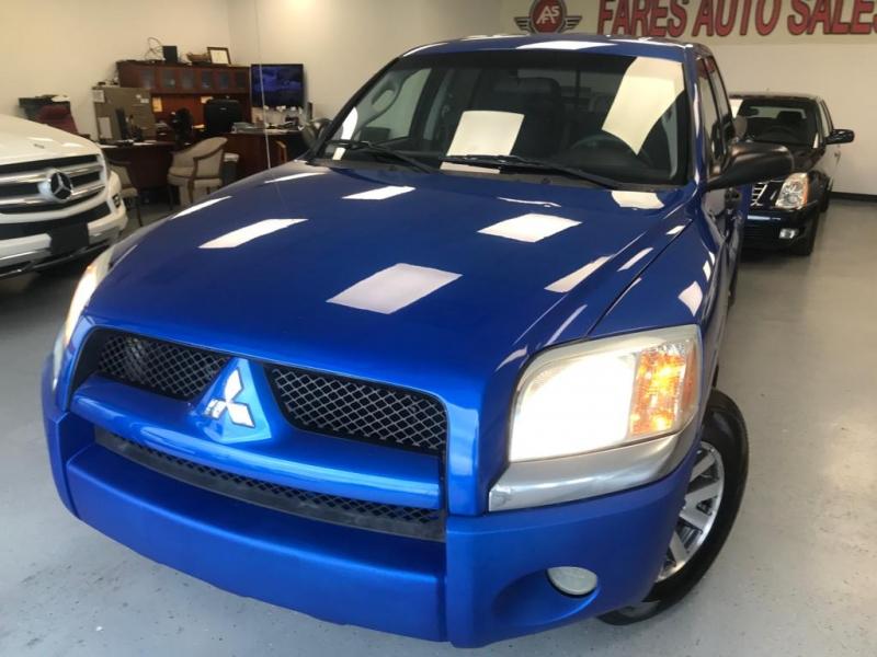 Mitsubishi Raider 2007 price $7,998