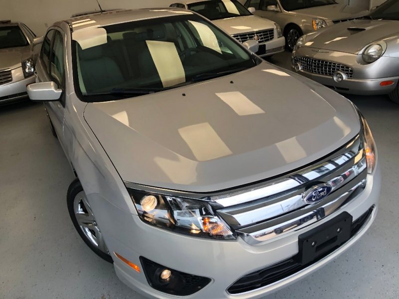 Ford Fusion 2010 price $5,998
