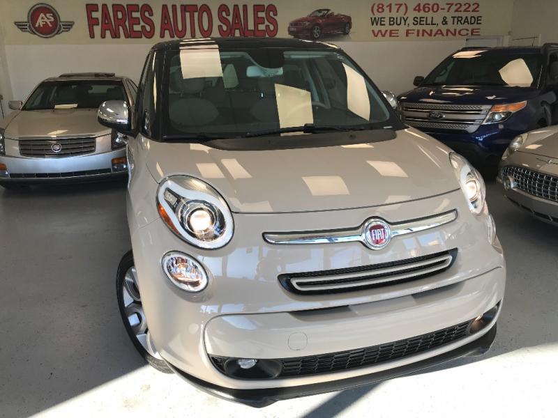 Fiat 500L 2017 price $13,500