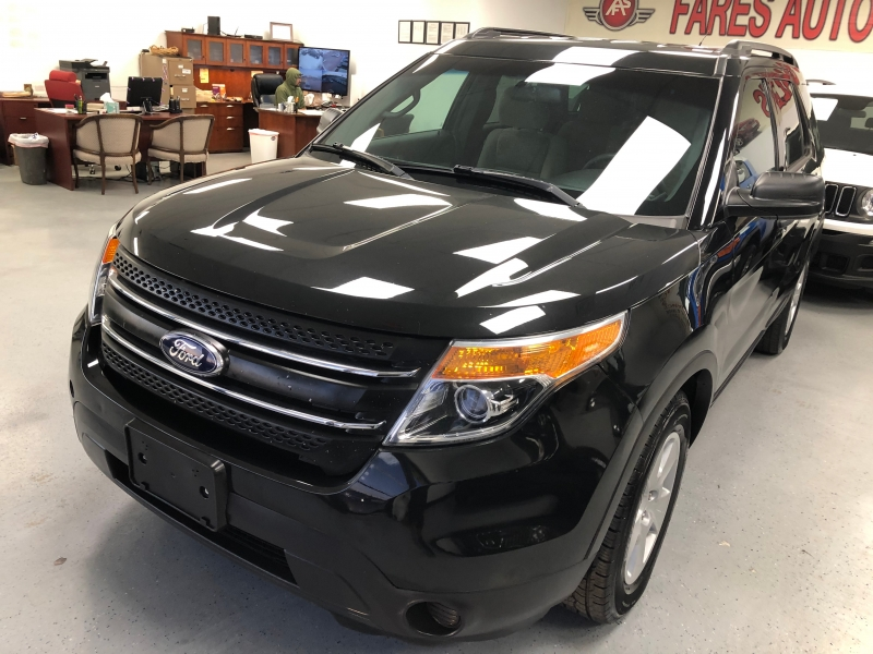 Ford Explorer 2013 price $8,500