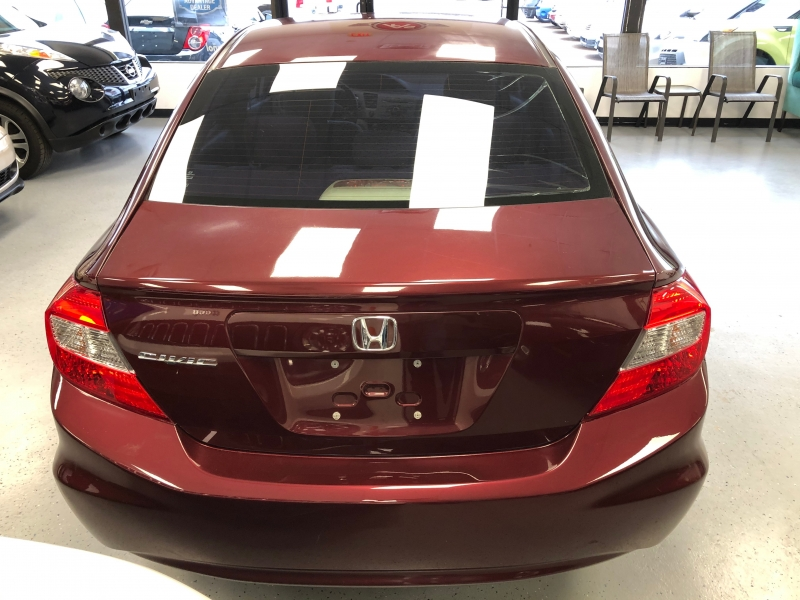 Honda Civic Sdn 2012 price $8,500