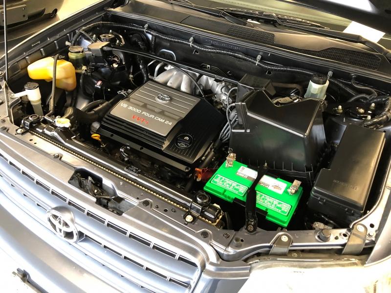 Toyota Highlander 2003 price $7,998