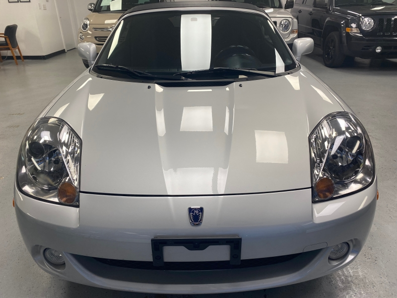 Toyota MR2 Spyder 2003 price $9,998