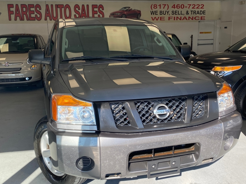 Nissan Titan 2013 price $8,998