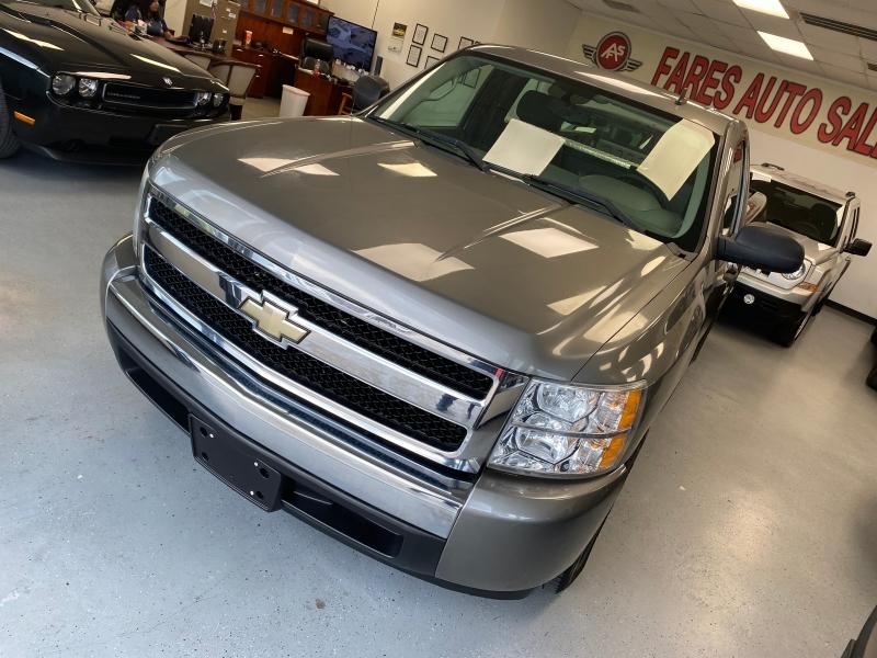 Chevrolet Silverado 1500 2007 price $9,500