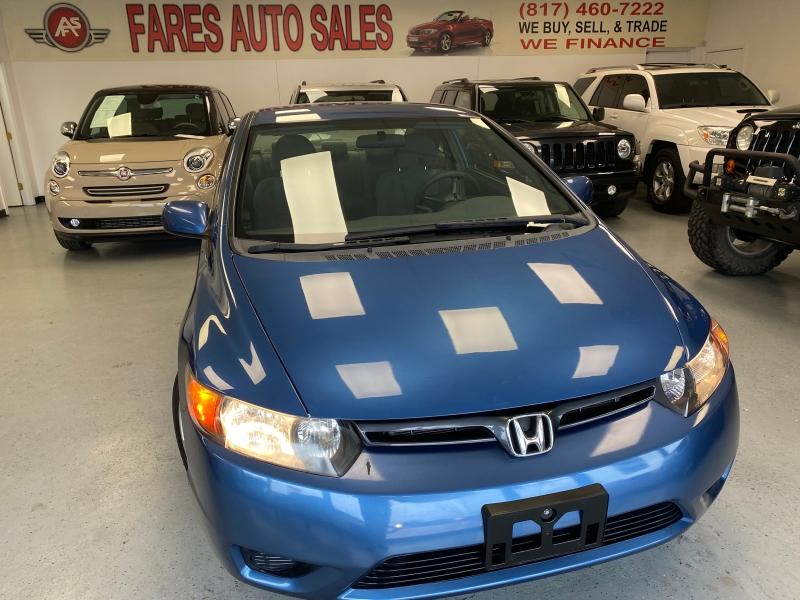 Honda Civic Cpe 2006 price $5,500