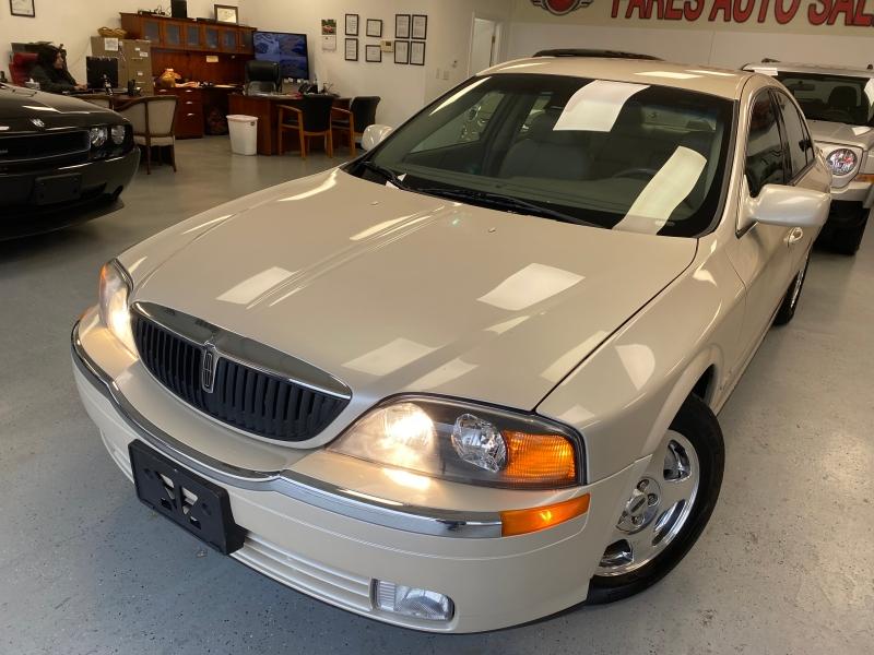 Lincoln LS 2000 price $4,500