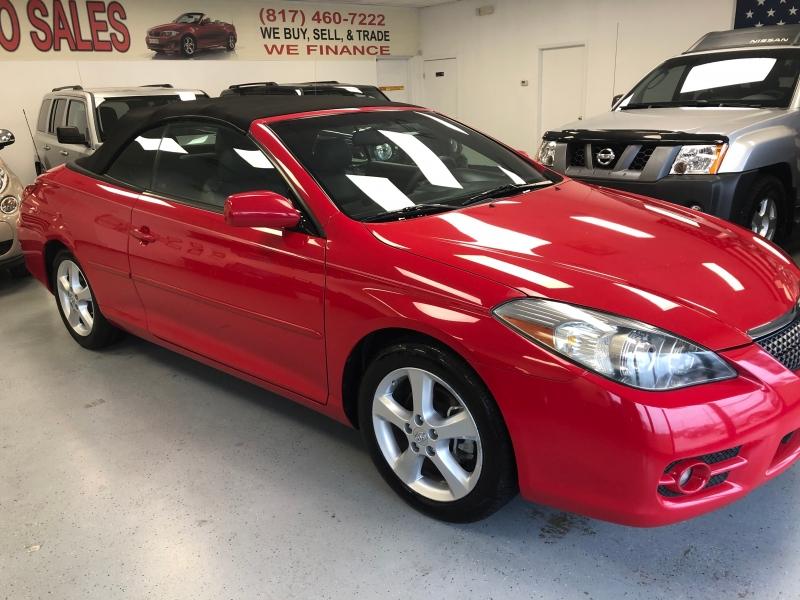 Toyota Camry Solara 2008 price $8,498