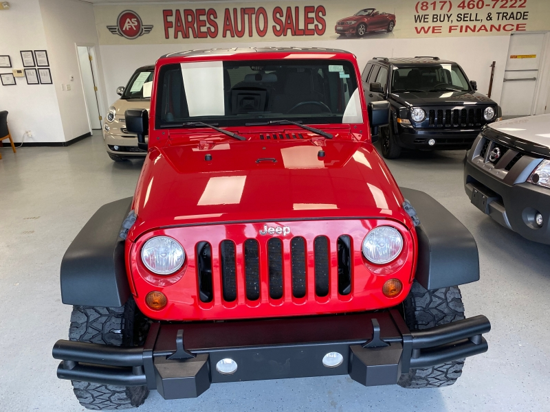 Jeep Wrangler Unlimited 2012 price $19,998