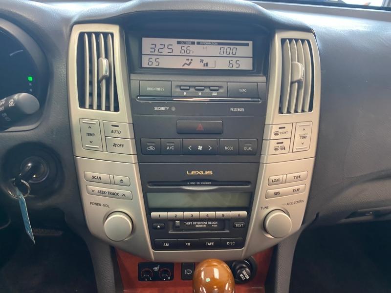 Lexus RX 330 2004 price $7,500
