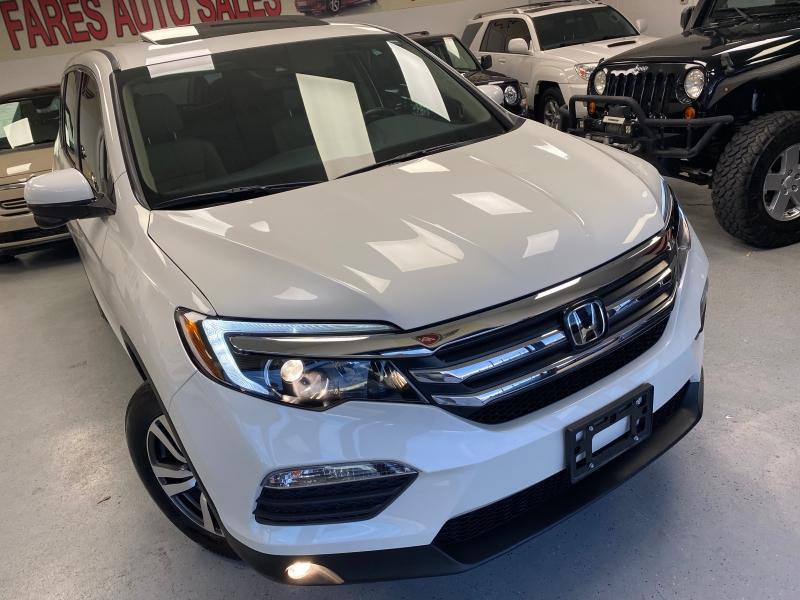 Honda Pilot 2017 price $25,998
