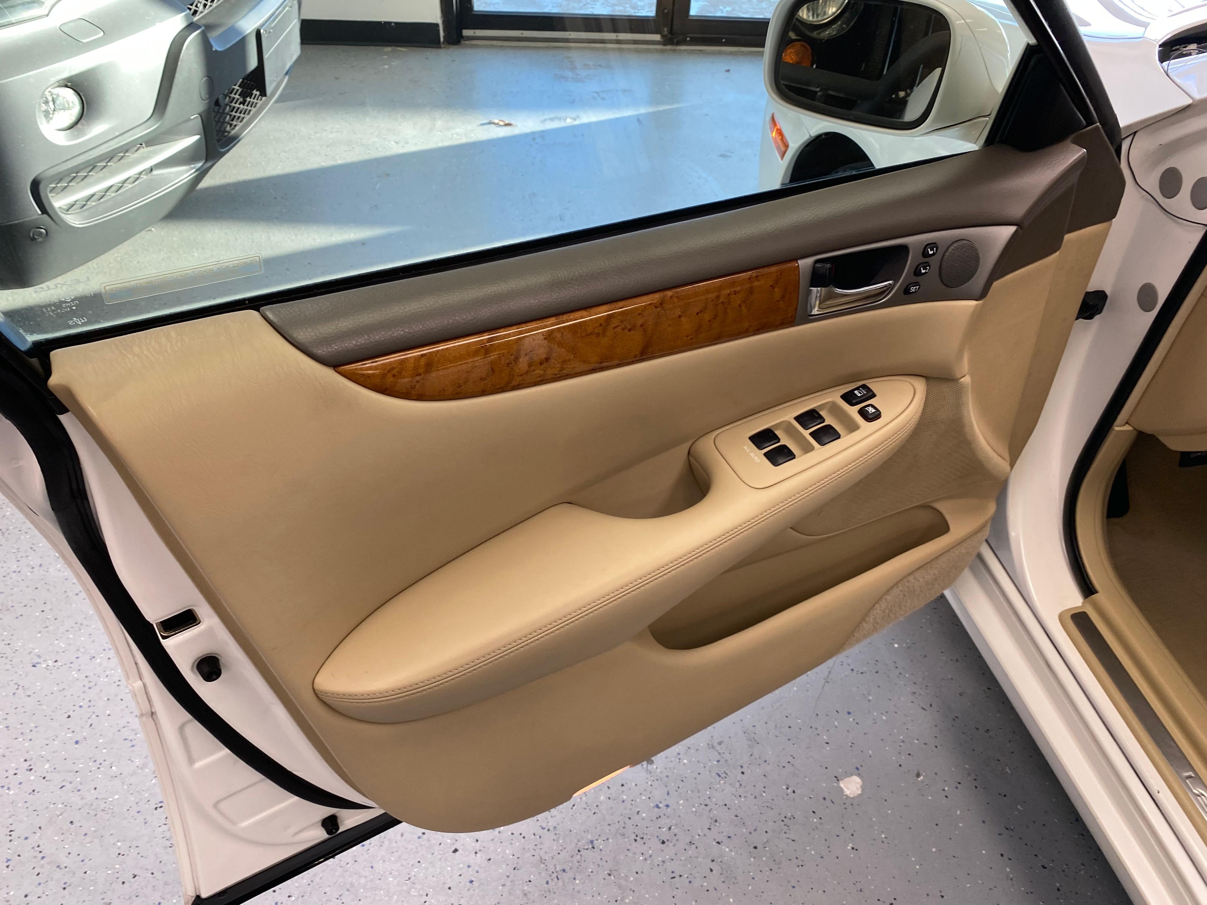 2005 Lexus ES330 DRIVER PASSENGER REAR DOOR AJAR SWITCH