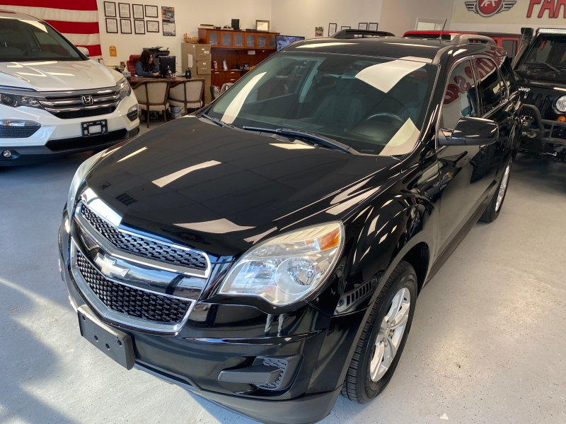 Chevrolet Equinox 2013 price $6,998