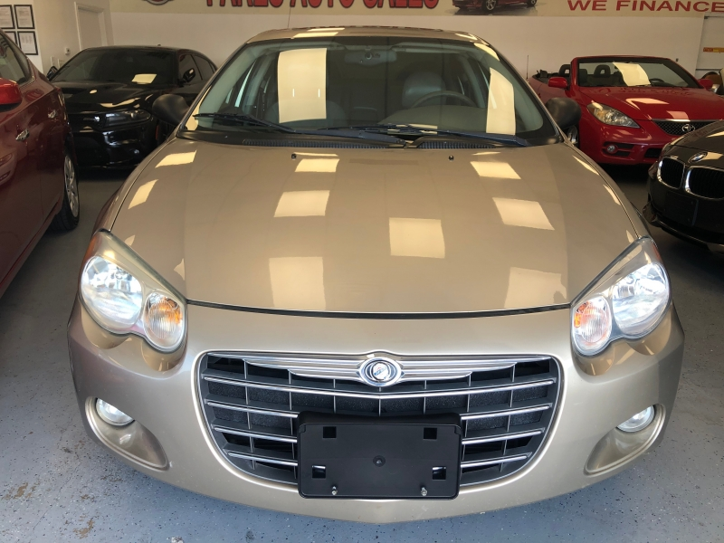 Chrysler Sebring 2004 price $4,500