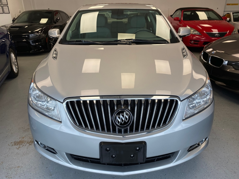 Buick LaCrosse 2013 price $8,998