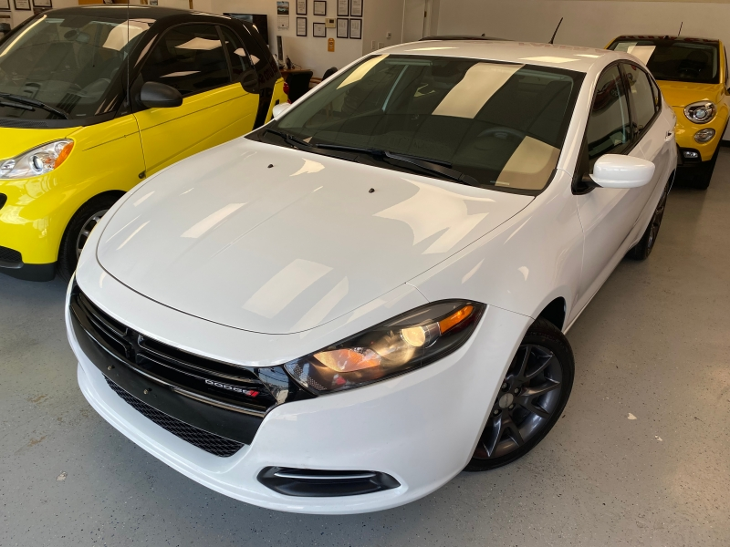 Dodge Dart 2016 price $8,998