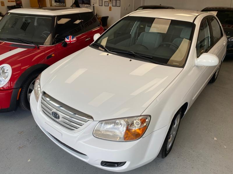 Kia Spectra 2007 price $4,498